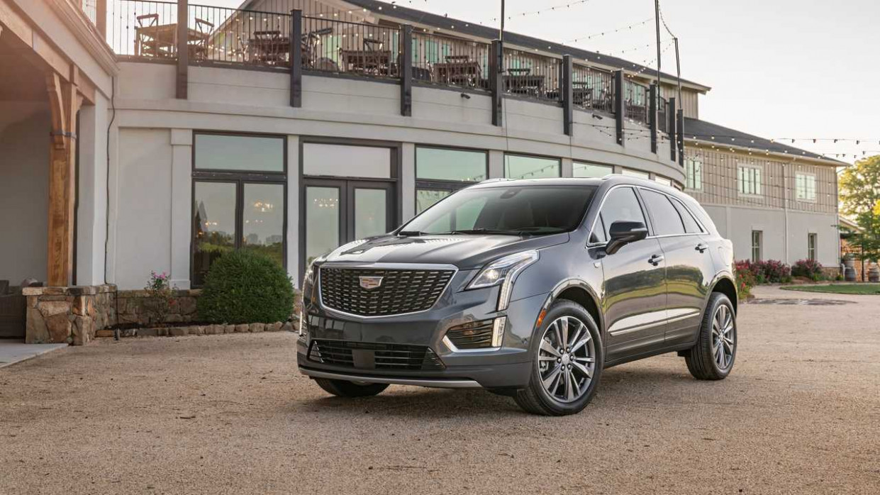 Cadillac XT10, XT10 Performance Versions Aren't Going To Happen