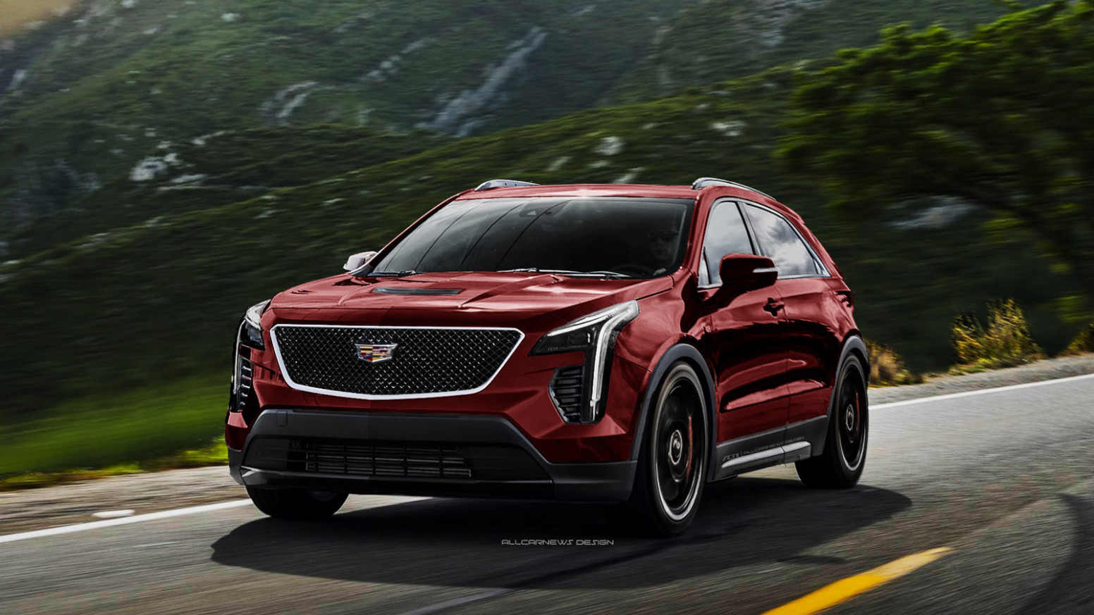 Cadillac XT11 V-Sport Imagined As BMW X11 M11i Competitor ...