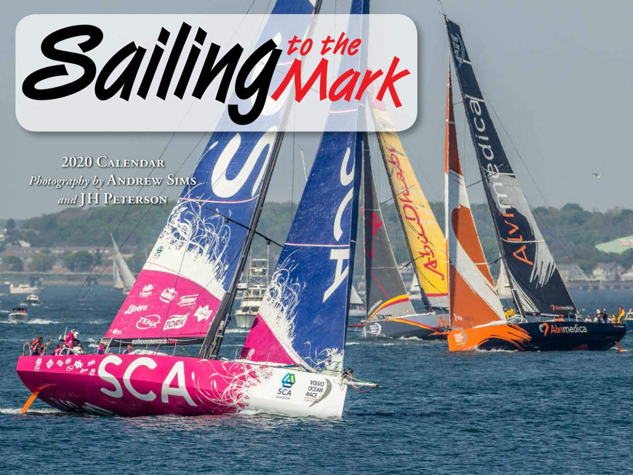 Cal 12-Sailing to the Mark Wall: Amazon.de: Andrew Sims ..