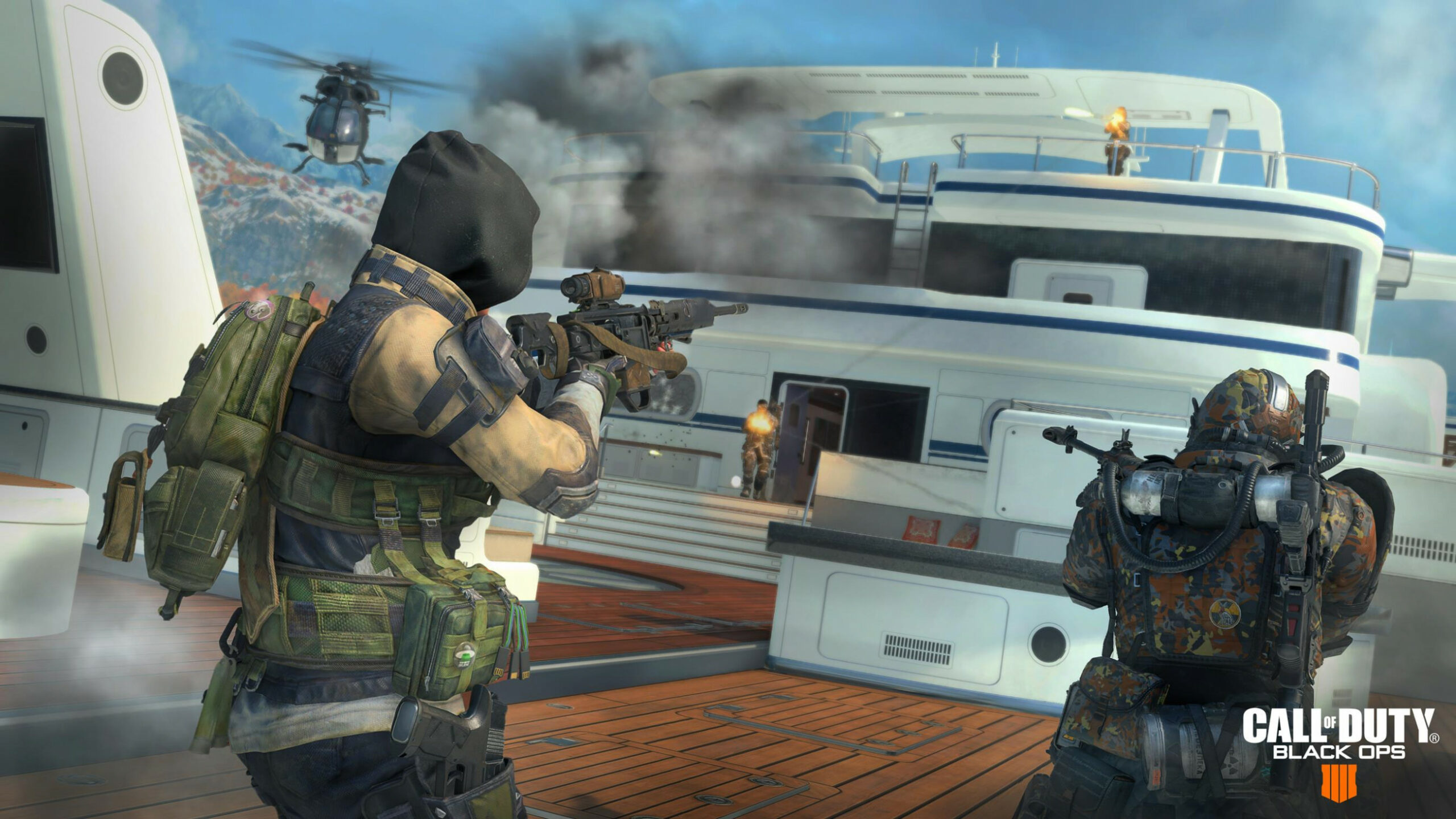 Call of Duty: Treyarch is reportedly developing the series' 11 ...