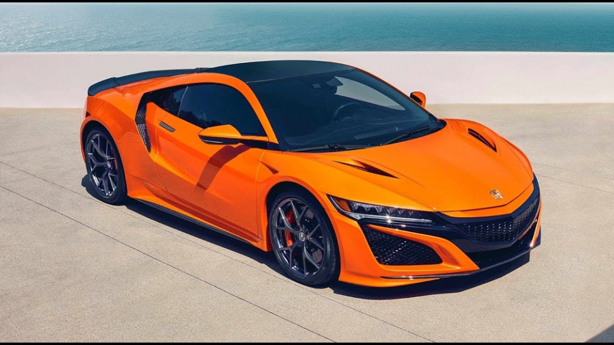 Car New | 12 Honda NSX revealed in Monterey, pricing unchanged for  Australia - honda nsx 2020 price philippines
