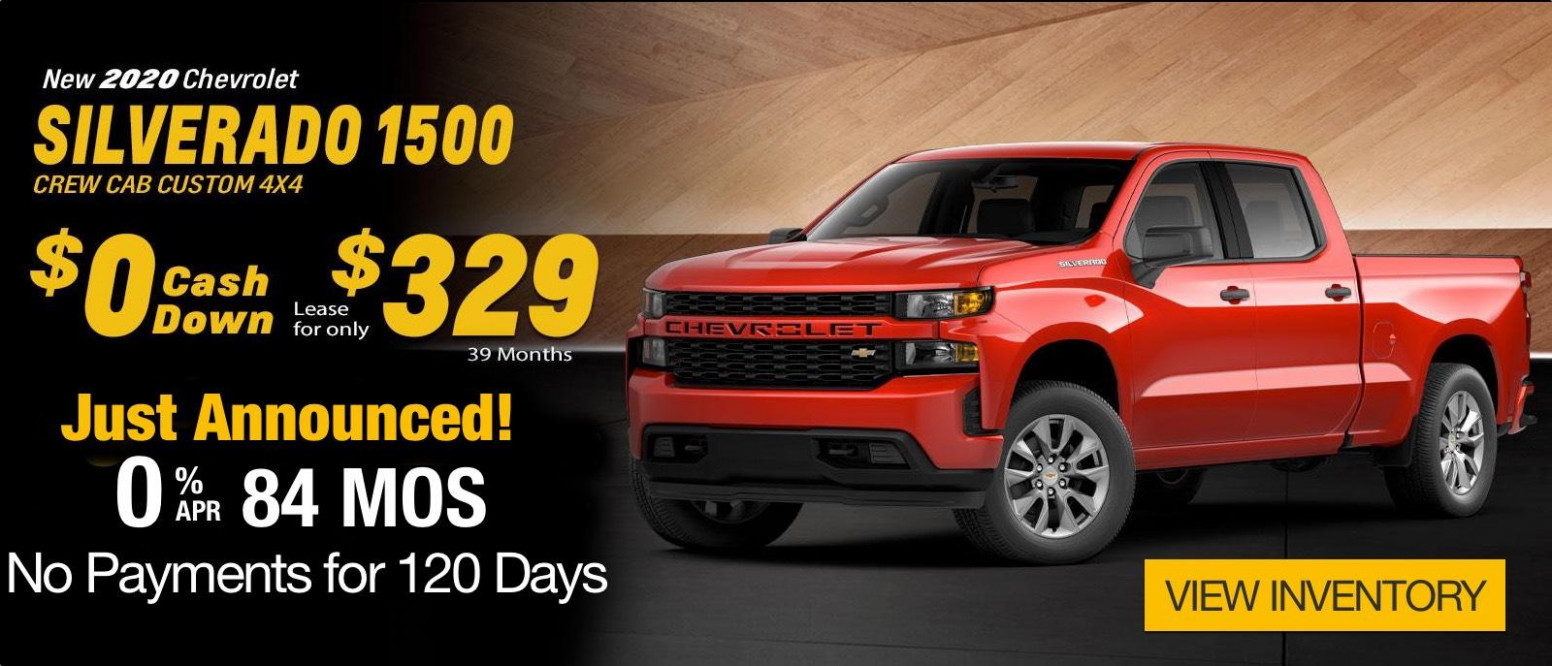 Century 12 Chevrolet Current Promotions for Pittsburgh Drivers - chevrolet zero percent financing 2020