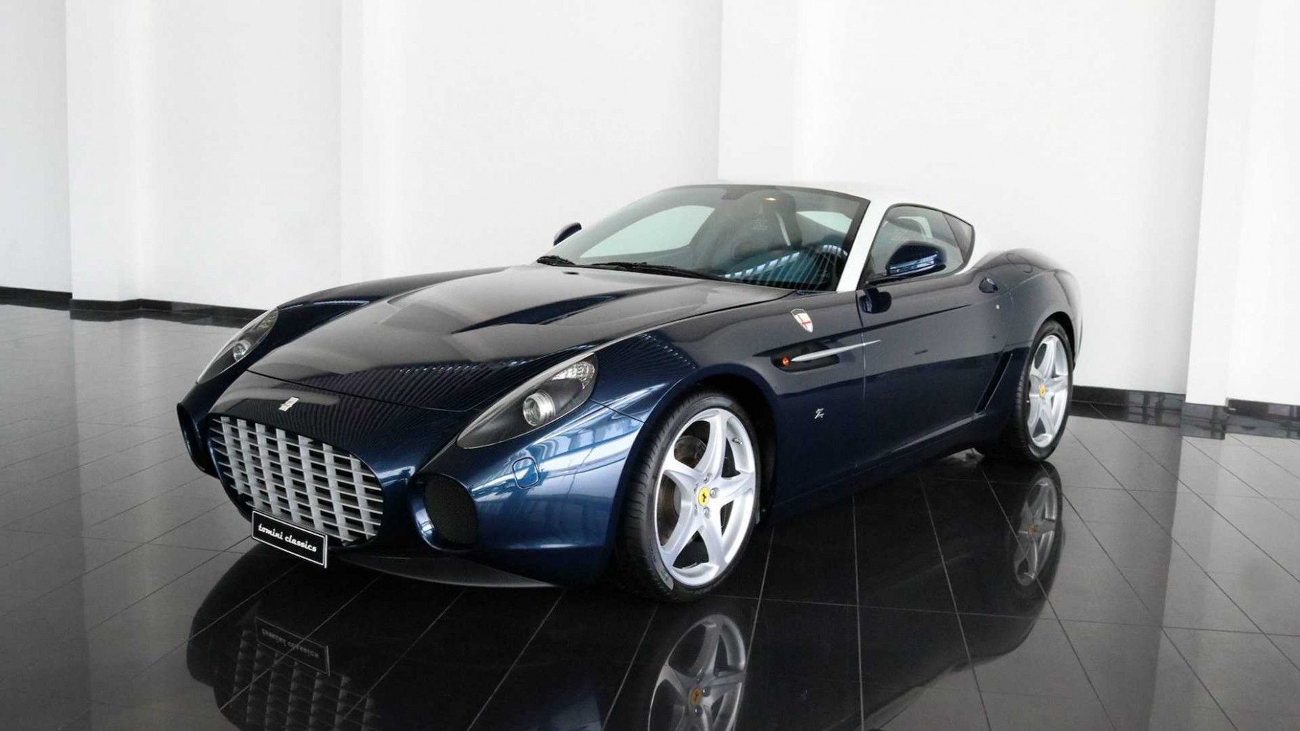Check Out The 100-Of-100 Manual Ferrari 10 GTZ Nibbio Zagato - ferrari zagato 2020