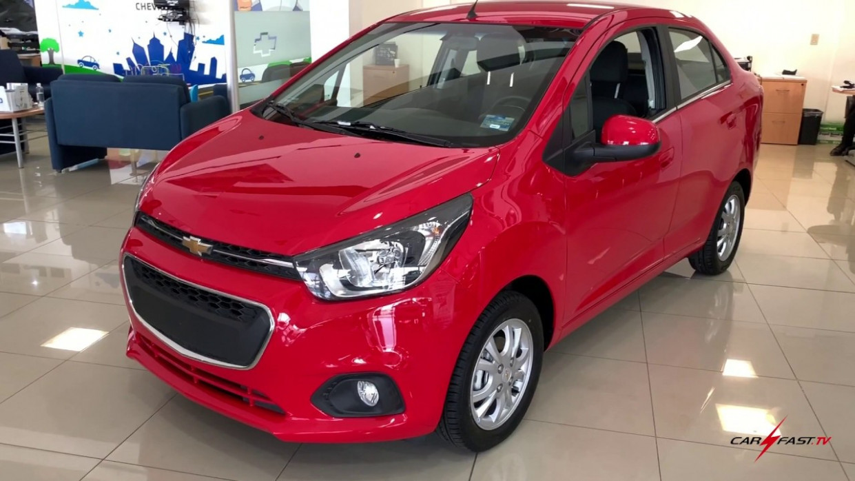 Chevrolet Beat 12 Nuevo - Exterior e Interior - chevrolet beat 2020