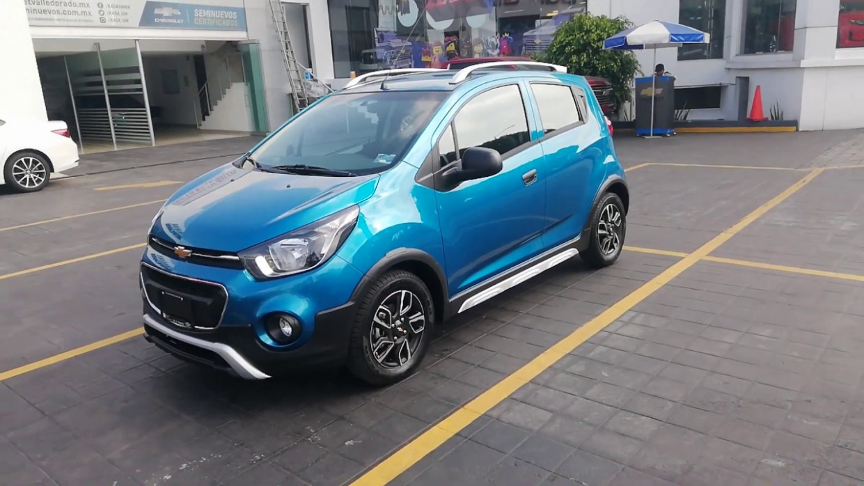 CHEVROLET BEAT ACTIVE 12 EN EXCLUSIVA MIRA EL VIDEO - chevrolet beat 2020