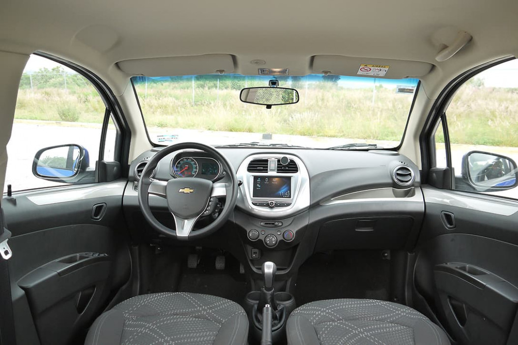 Chevrolet Beat NB 12: 12 apuntes | soloautos.mx