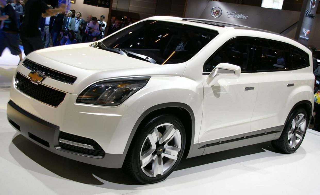 Chevrolet Orlando 9 Redesign and Price | Chevy orlando ..