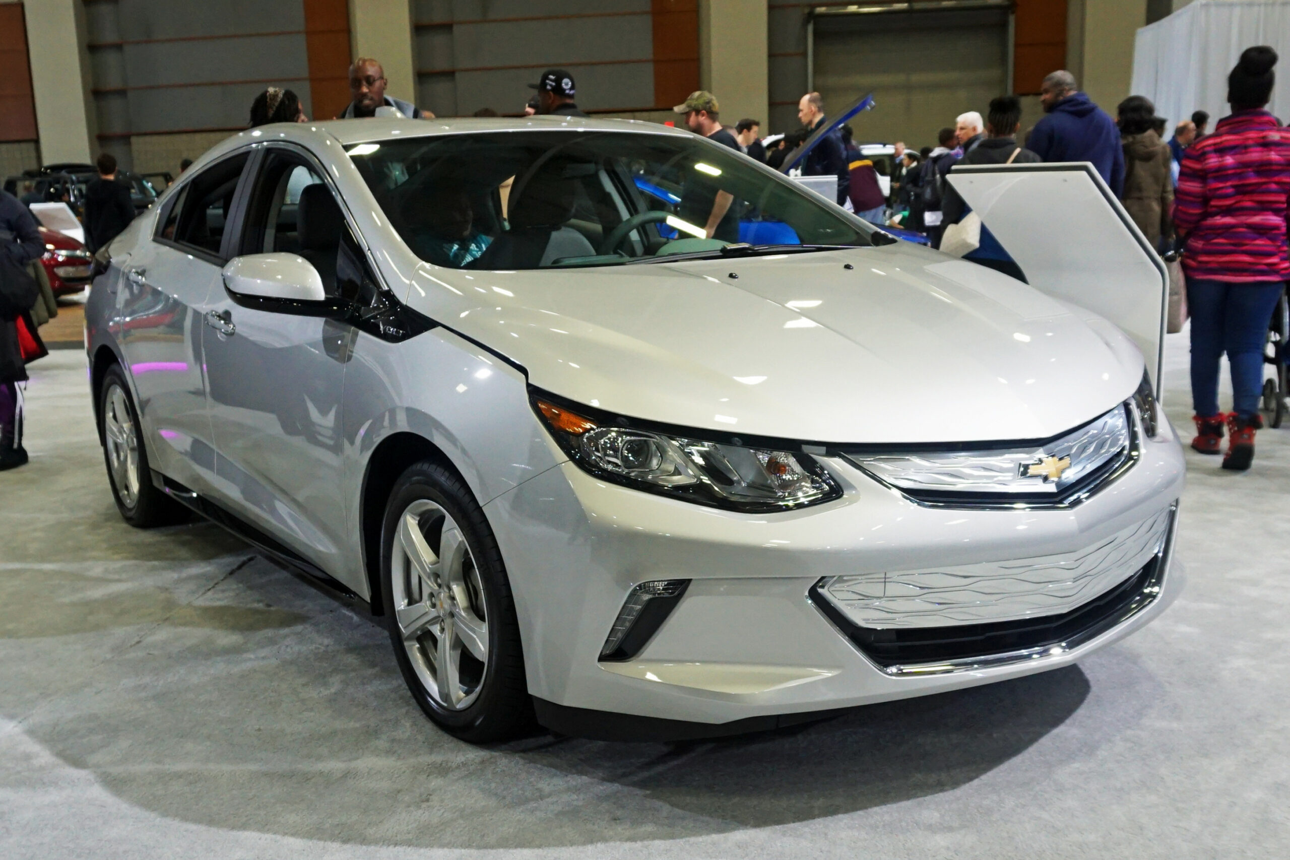 Chevrolet Volt (second generation) - Wikipedia