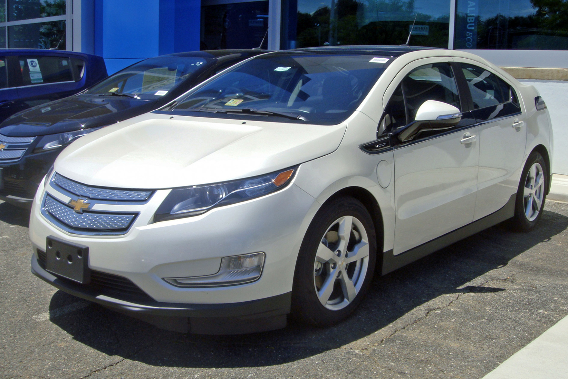 Chevrolet Volt - Wikipedia - 2020 chevrolet volt premier for sale