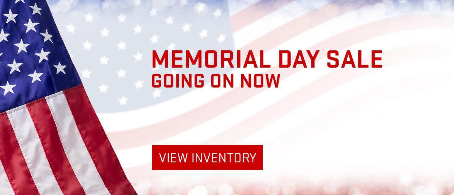 Chevy Memorial Day Sale at Bob Stall Chevrolet in San Diego