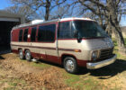 custom paint 11 GMC Royale camper for sale
