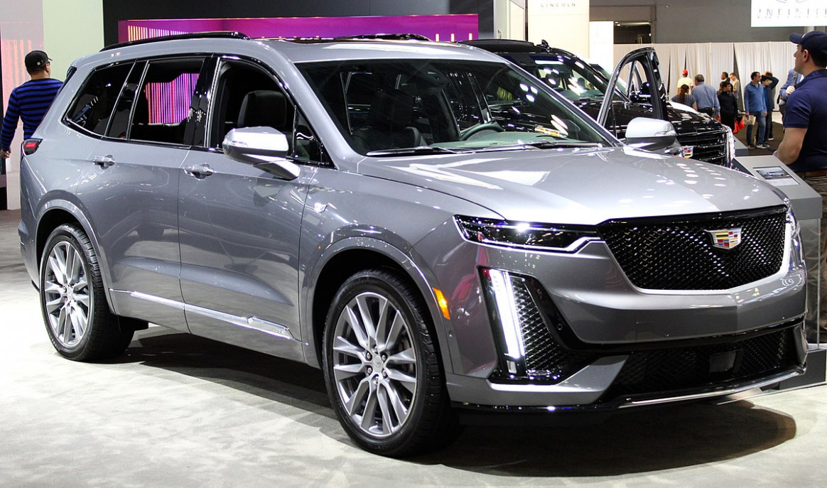 Datei:9 Cadillac XT9 AWD front NYIAS 9