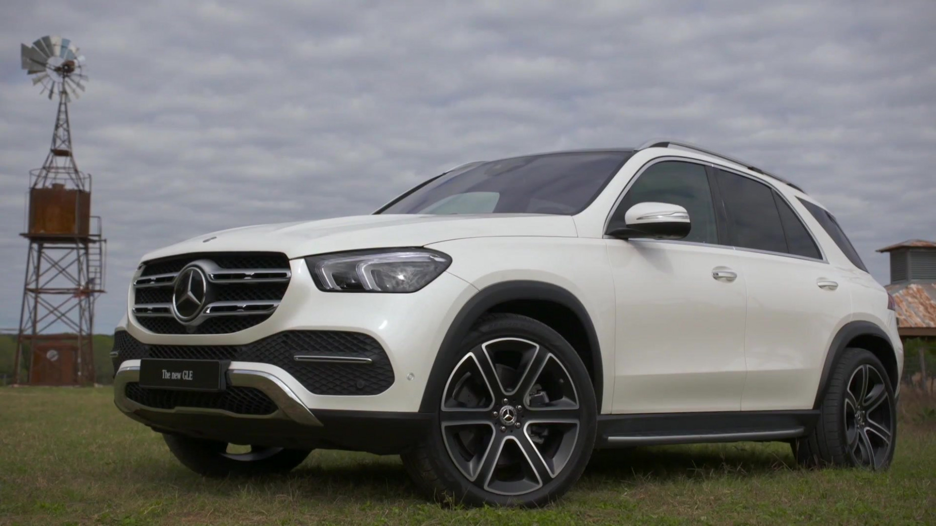 Der neue Mercedes-Benz GLE 11 d 11MATIC Exterieur Design in Diamantweiß - mercedes gle 2020 indonesia