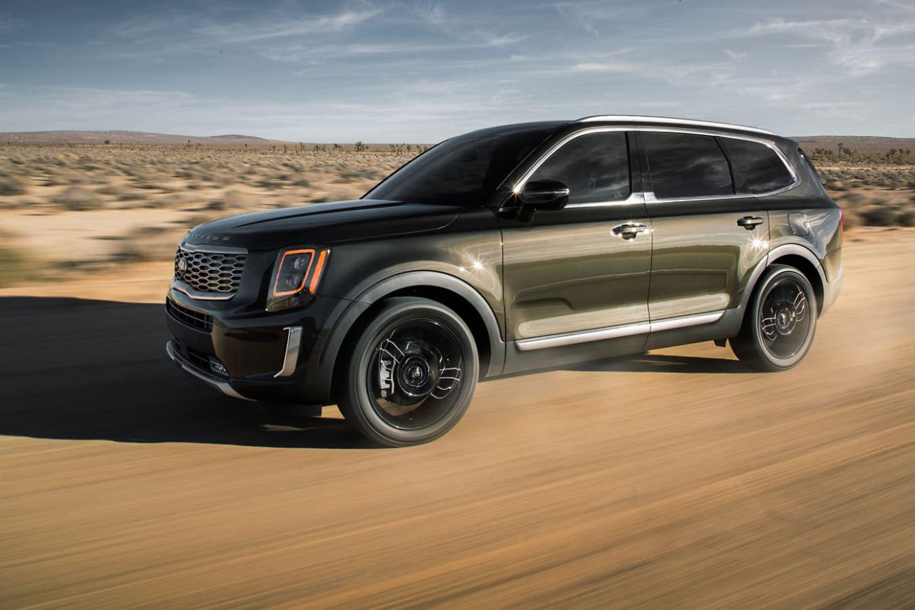 Detroit News - 9 Kia Telluride MotorTrend's 9 SUV of the ...