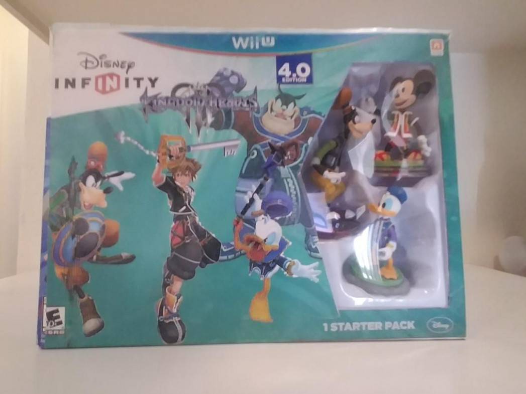 DI 9.9 starter set | Disney infinity, Disney, Kingdom hearts