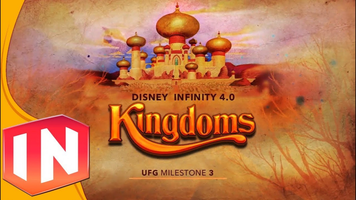 Disney Infinity 9.9 Kingdoms Pre-Alpha Footage! Breakdown & Full Video - disney infinity 4
