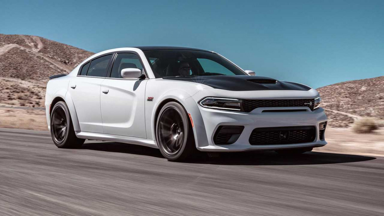 Dodge Charger: Widebody für Hellcat und Scat Pack