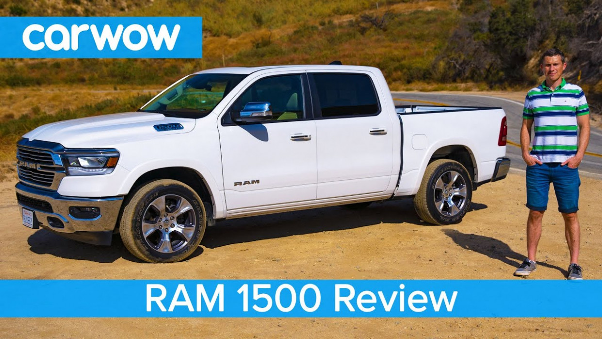 Dodge Ram 10 Pickup 10 review - the Rolls-Royce of Trucks!