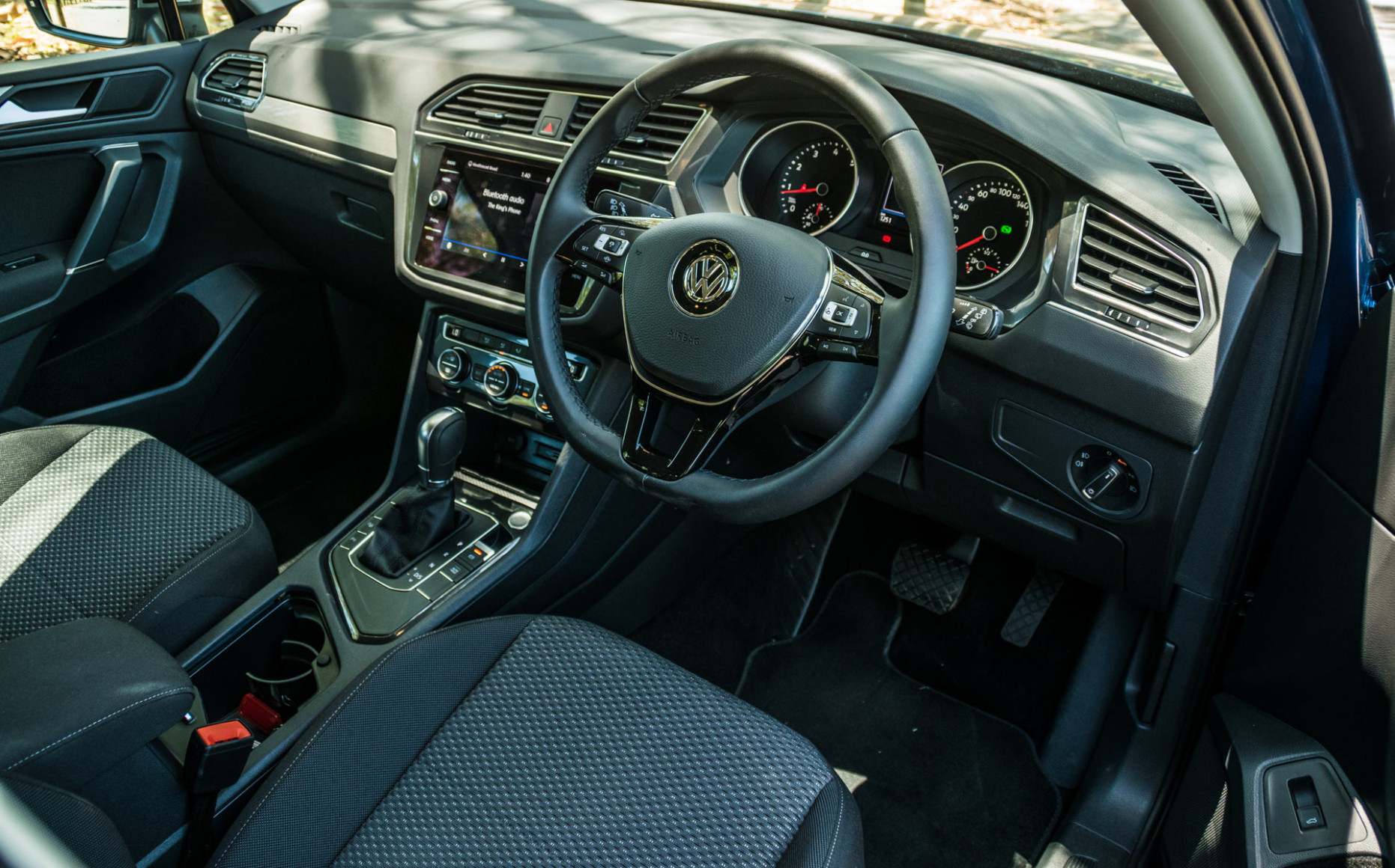 Driven: 12 VW Tiguan Allspace 12 TSI Comfortline Is All About ...