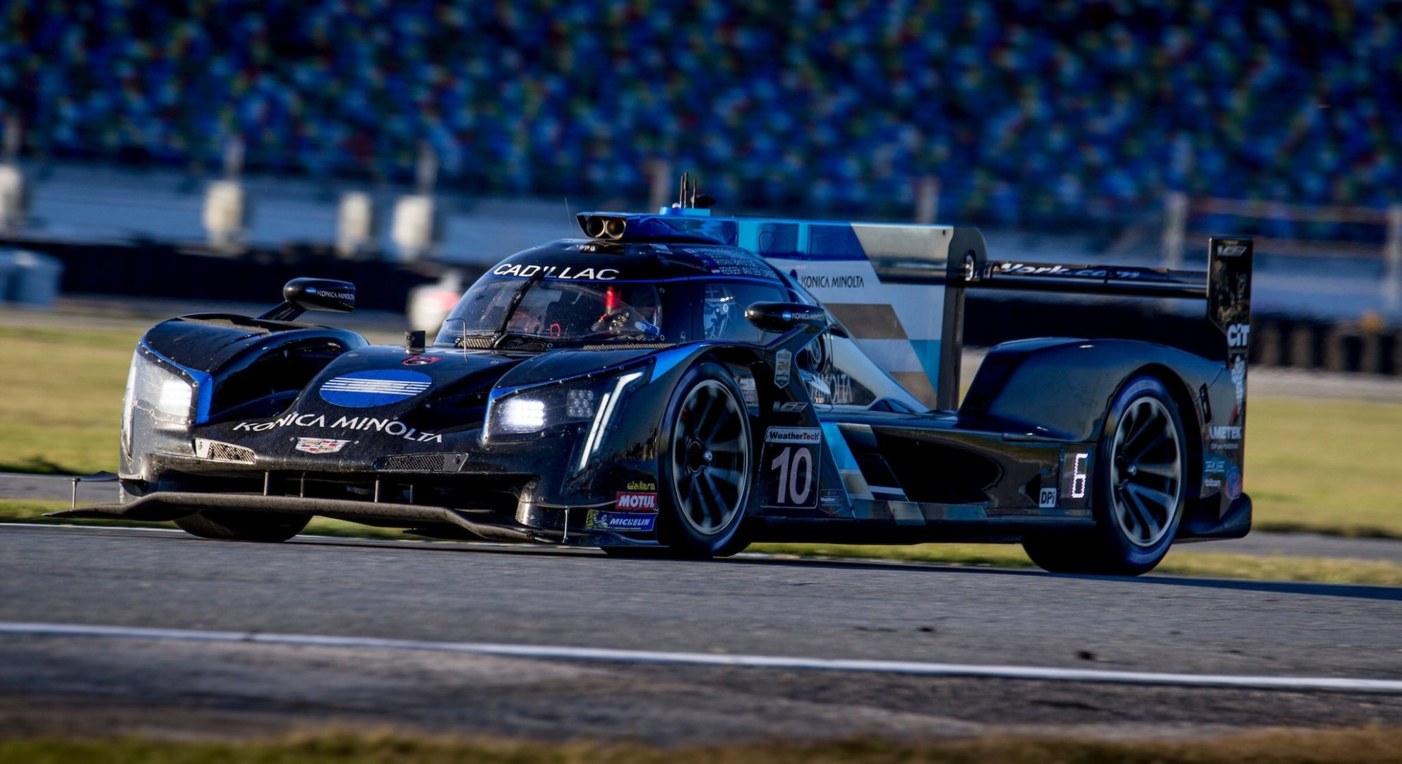 ECR Engines Claims Its Fourth Consecutive Cadillac DPi Win at the ..