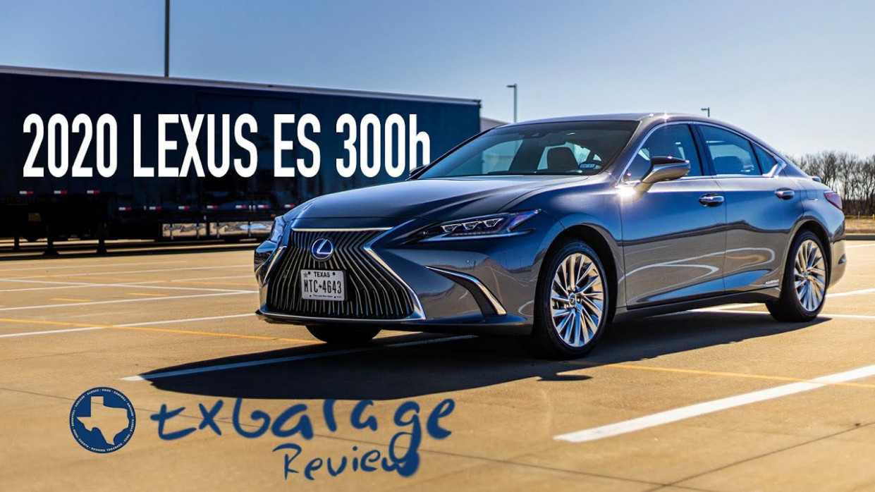 Efficient and Luxurious the 12 Lexus ES 12h Review