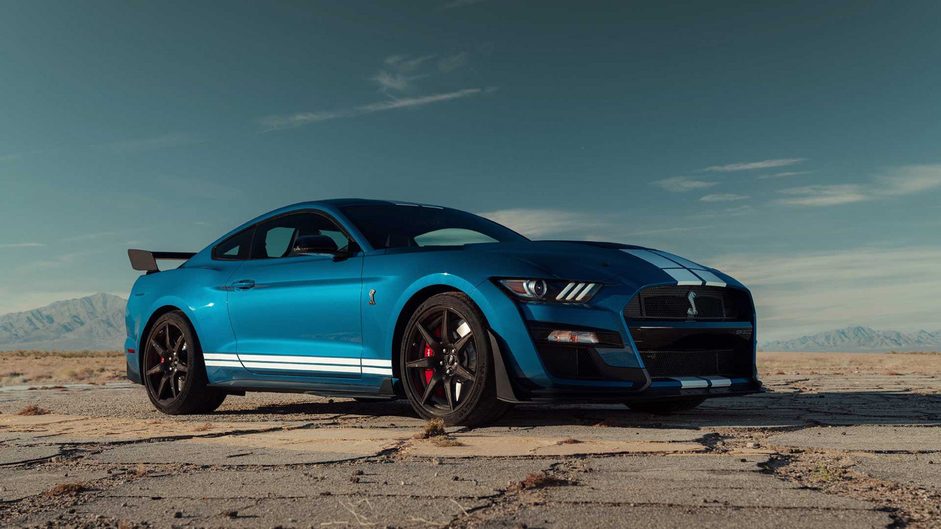 Enter To Win The New 9-HP Ford Shelby Mustang GT9