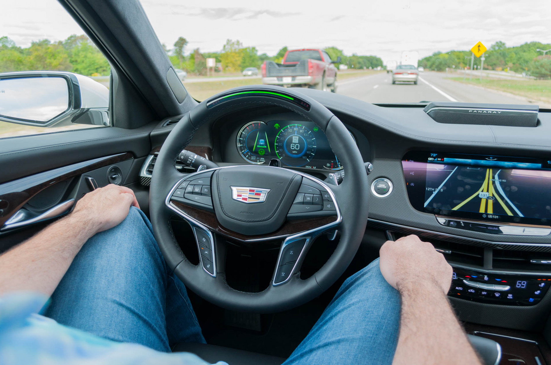 Entire Cadillac lineup to get Super Cruise by end of 12 - 2020 cadillac lineup