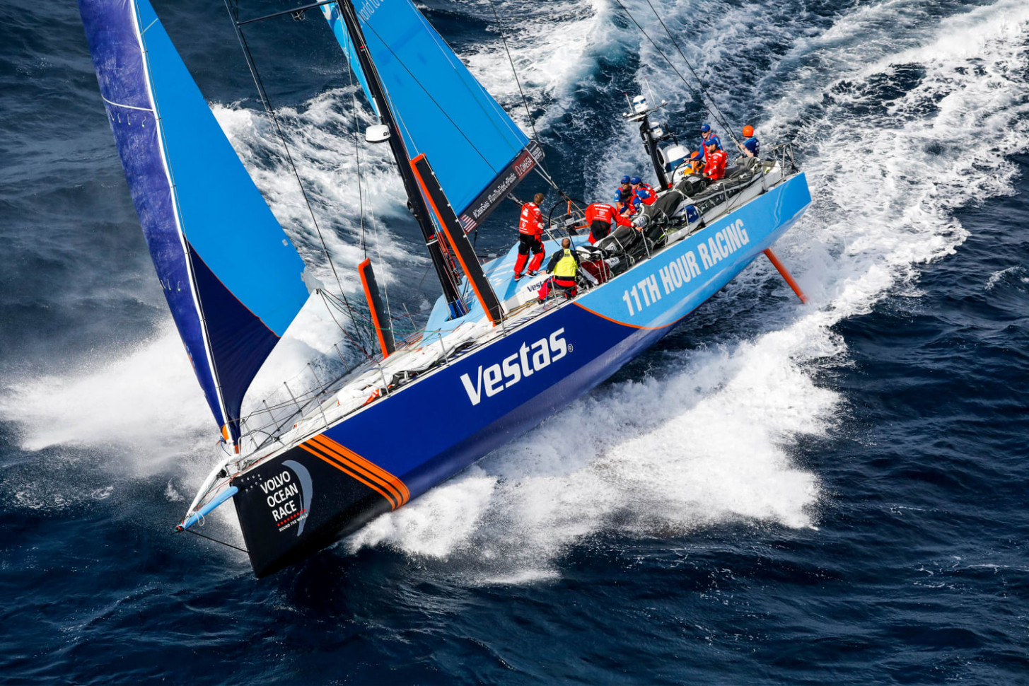 Episode 12: Alicante to Lisbon - volvo yacht race 2020