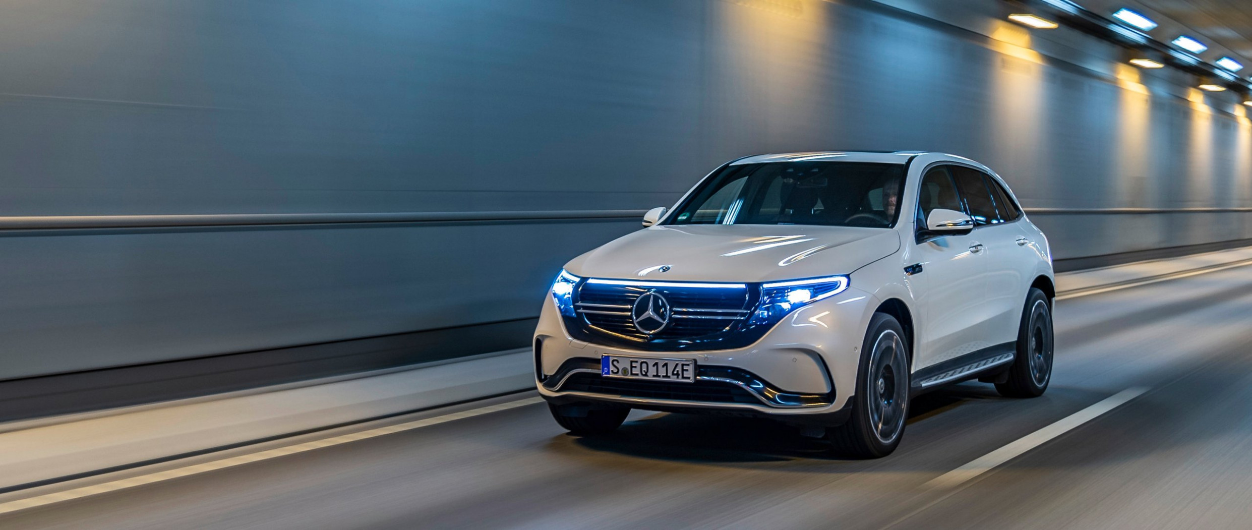 EQ Electric Intelligence by Mercedes-Benz - 2020 mercedes uk