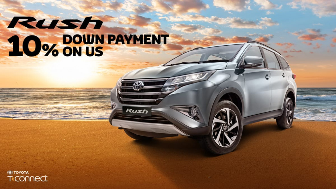 Explore The Latest Toyota Car Offers in UAE | Toyota