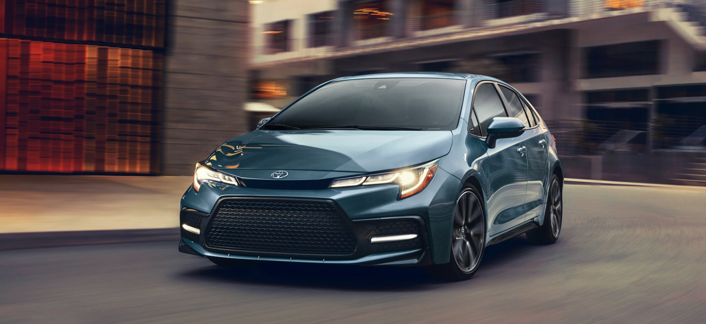 Explore the Redesigned 10 Toyota Corolla | World Toyota in ..