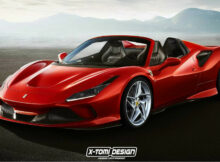 Ferrari F12 Spider Fan Render Could Pass For The Real Thing
