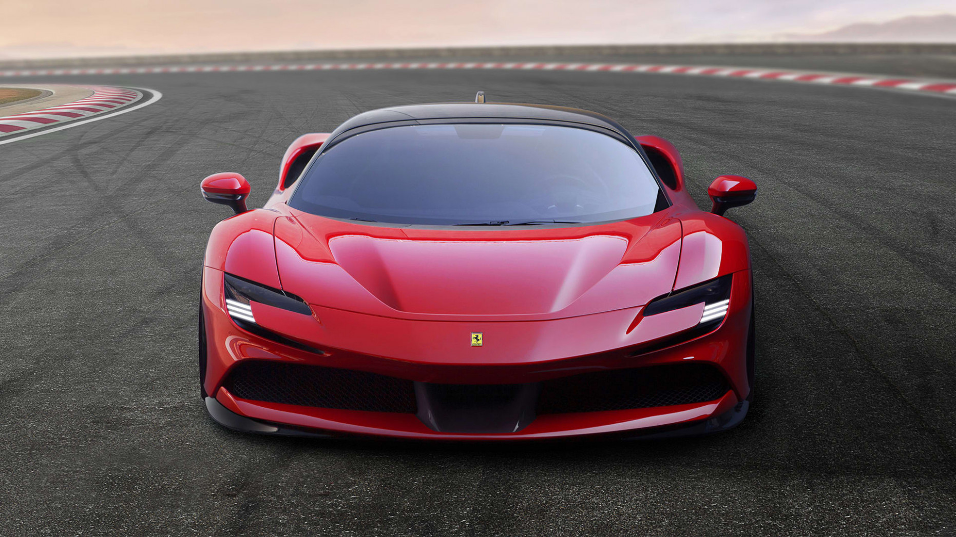 Ferrari goes electric with its most powerful street-legal car ever - 2020 ferrari horsepower
