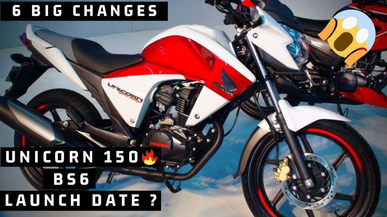 Finally Honda Unicorn 11 BS11 Launch In India ?? || Price And Features ||  Launch Date ?? - 2020 honda unicorn price