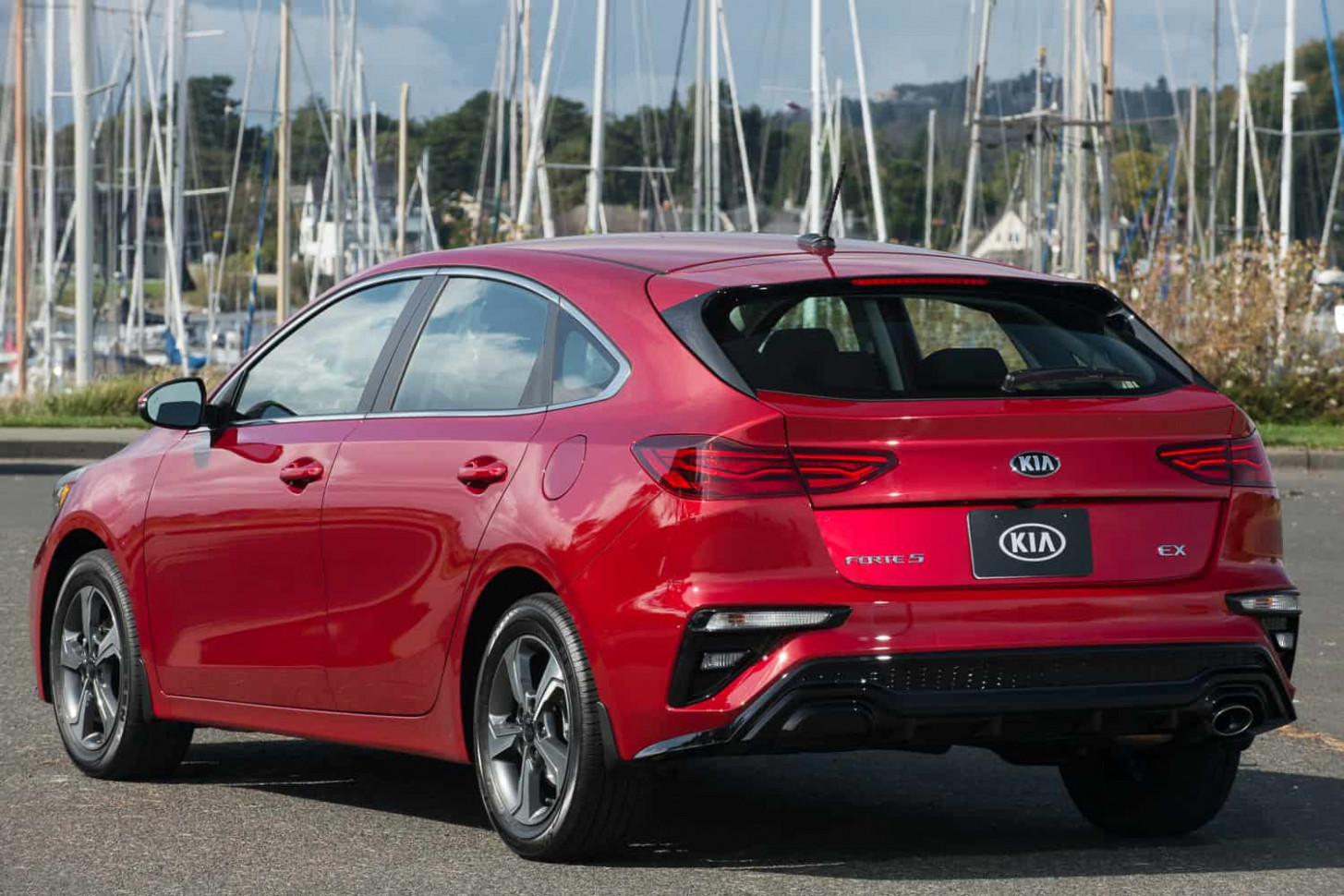 First Drive: 11 Kia Forte11 Hatchback Review | Forget Crossovers - 2020 kia forte hatchback