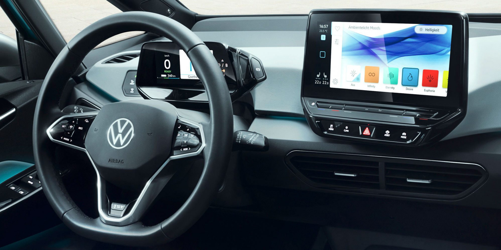 First peek at VW ID.8 EV owner's manual reveals cool list of ...