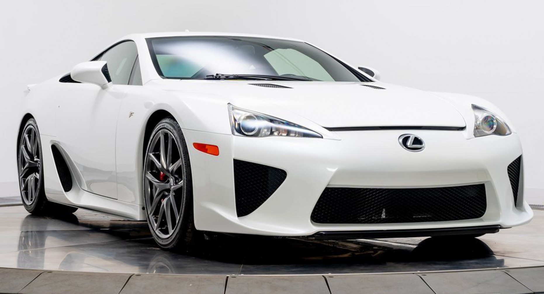 For Half A Mill, You Could Buy The Lexus LFA Once Owned By Paris ..