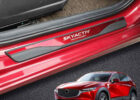 For Mazda Cx9 Door Sill CX 9 Scuff Plate Protector CX 9 Auto ...