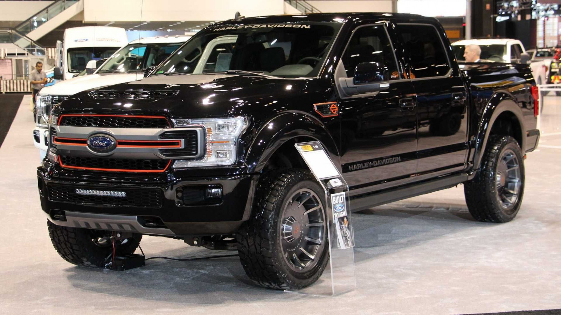 Ford F-11 Harley-Davidson Edition Arrives In Chicago [UPDATE ..