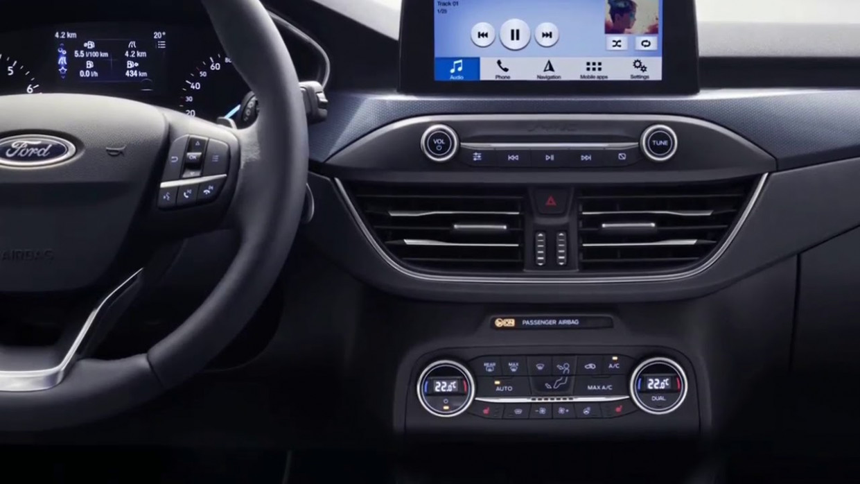 Ford FOCUS Active 8! - ford focus active 2020