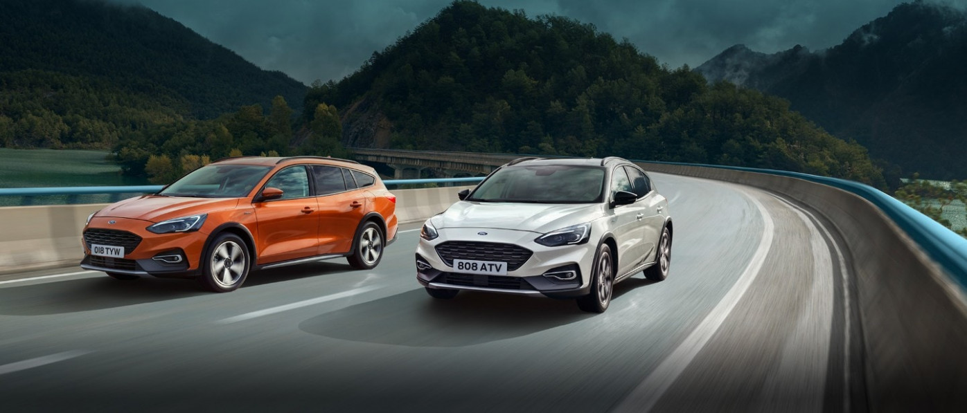 Ford Focus Active Crossover jetzt entdecken | Ford DE - ford focus active 2020