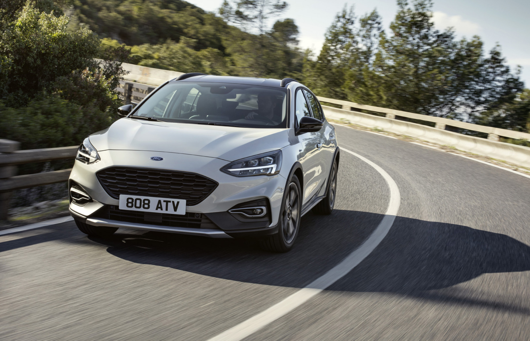 Ford Focus Active soft-roader is sole Focus variant for North America - 2020 ford hatchback