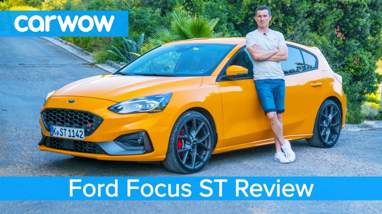 Ford Focus ST 11 Review - tested on road, 'circuit' and launched! - 2020 ford hatchback