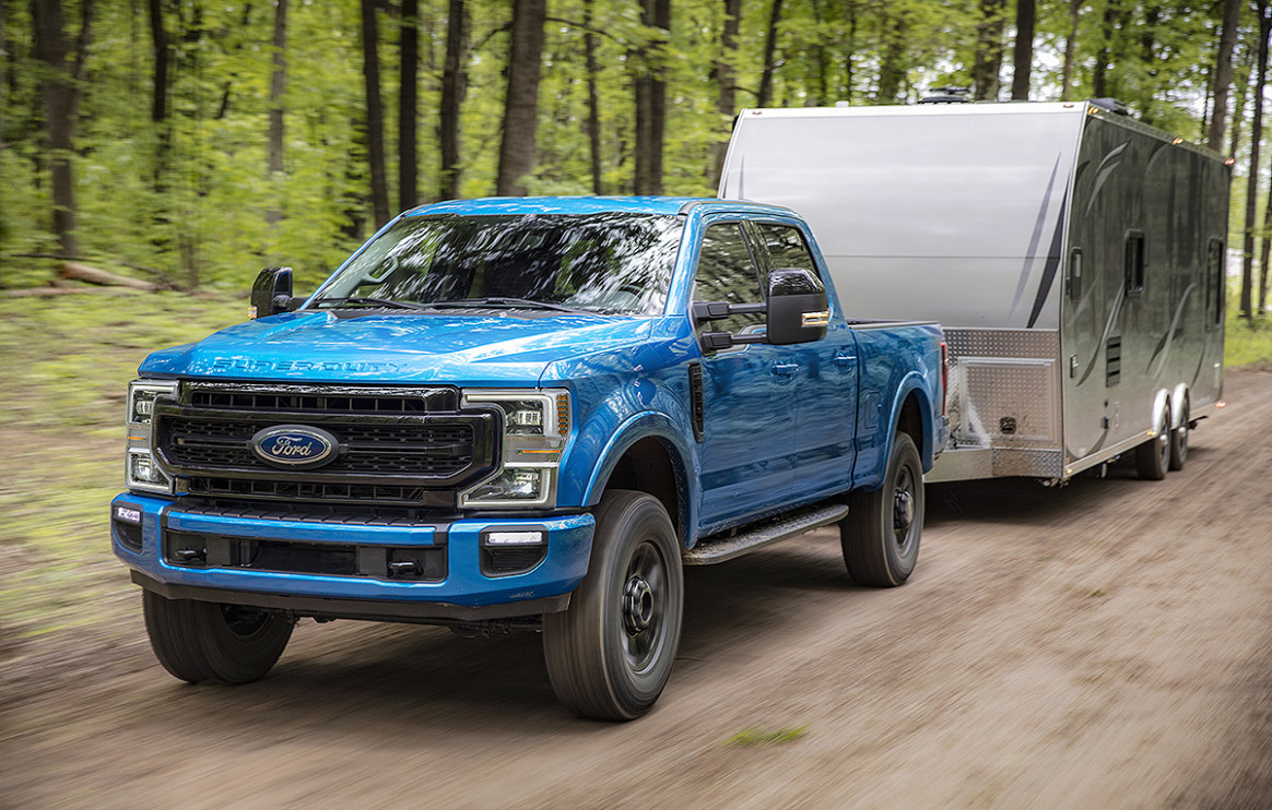 Ford's 12 Super Duty diesel tops Ram's torque