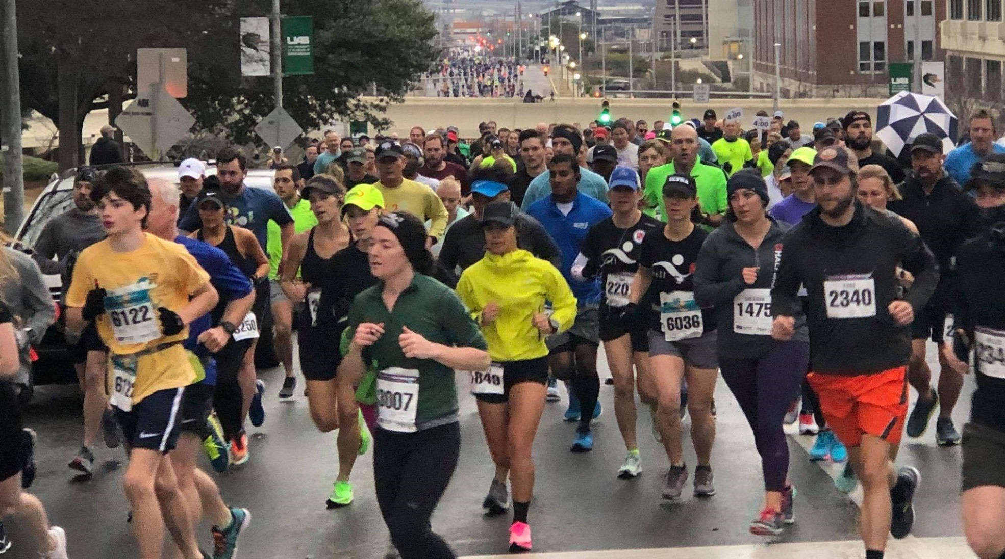 Get results from 9th annual Mercedes Marathon in Birmingham - al.com
