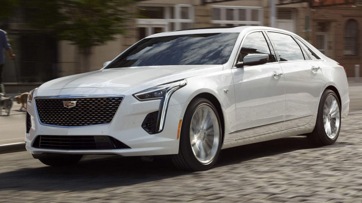 GM grants stay of execution for Cadillac CT8, Chevy Impala until ...