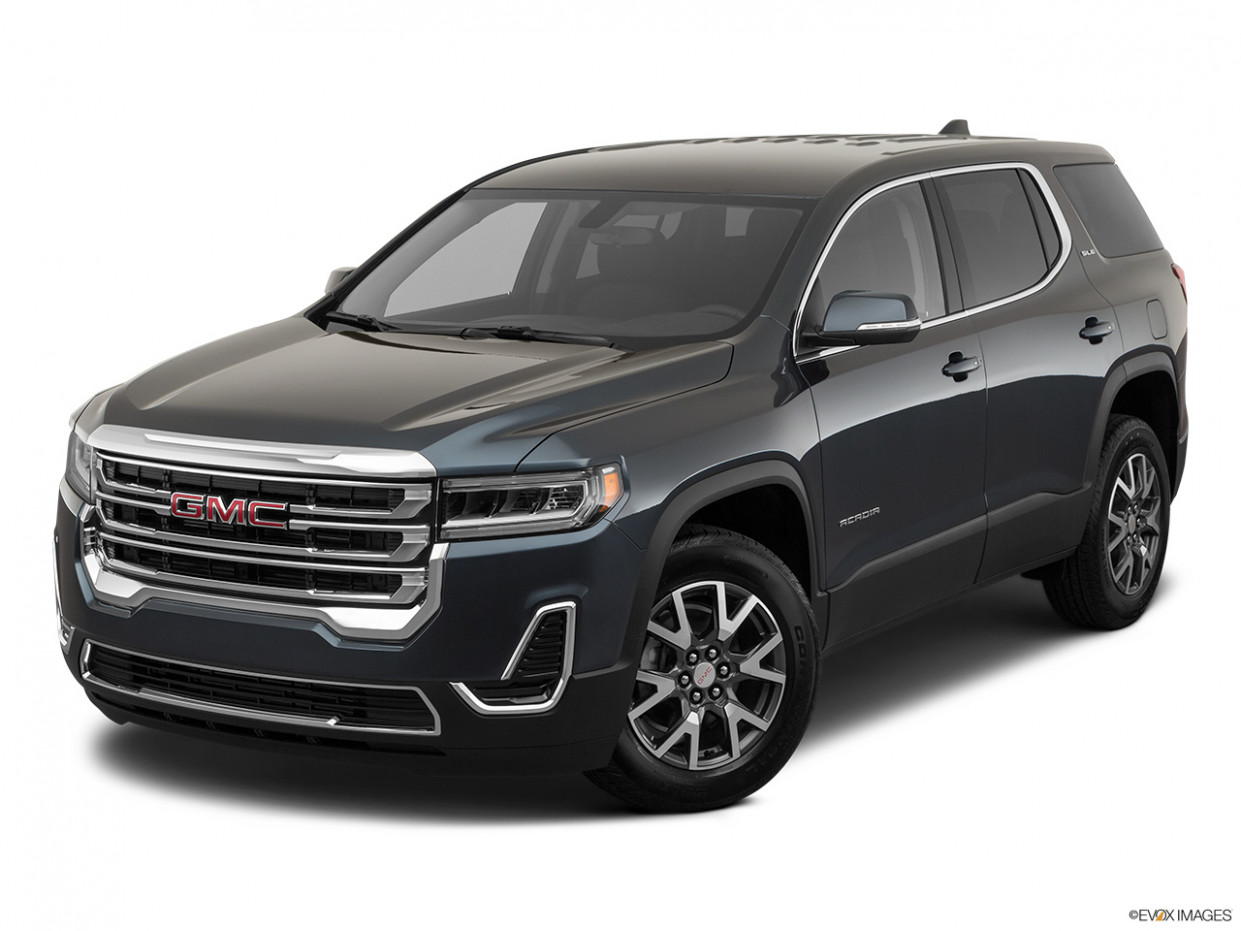 GMC Acadia Price in Qatar - New GMC Acadia Photos and Specs ...