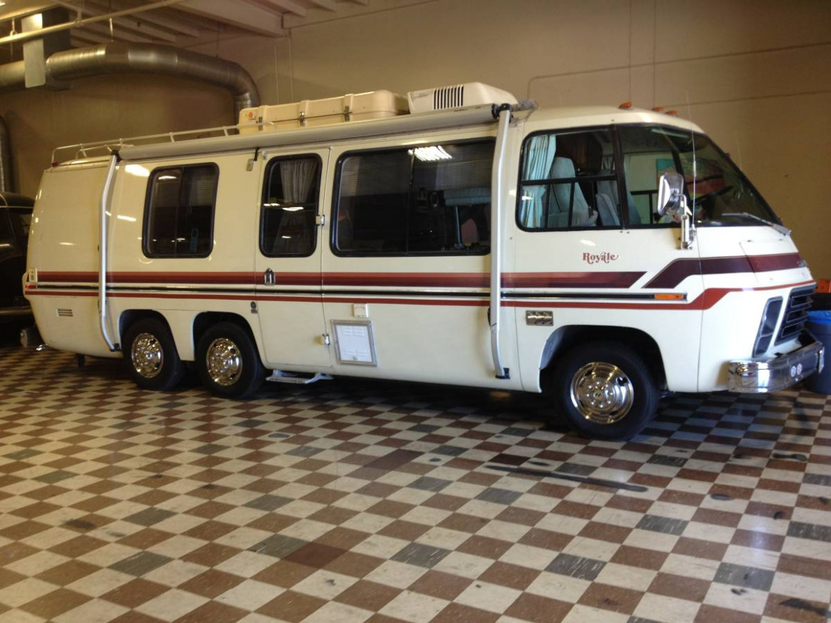 GMC Motorhome For Sale in North Carolina - RV Classified Ads