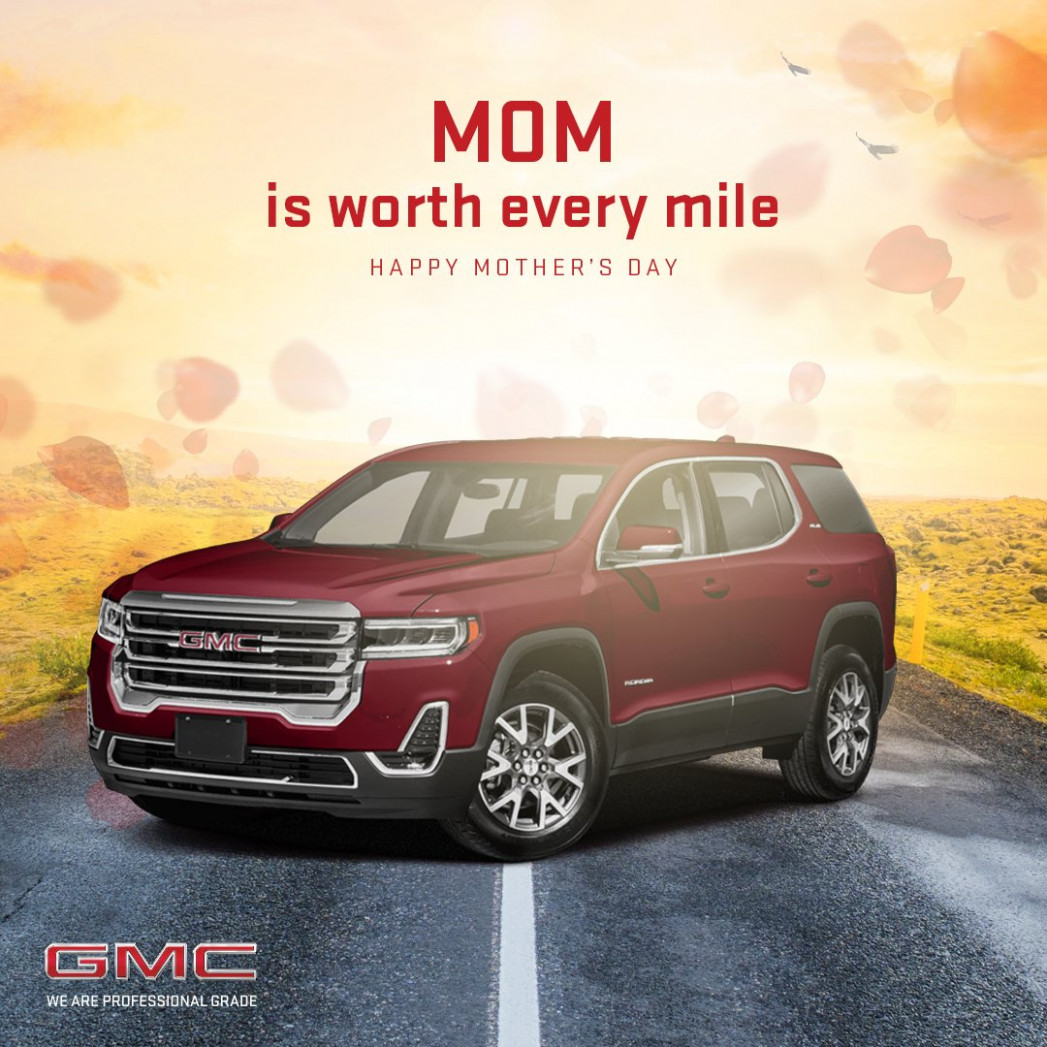 """GMC Qatar on Twitter: """"Wishing all the mothers a very special day .."""