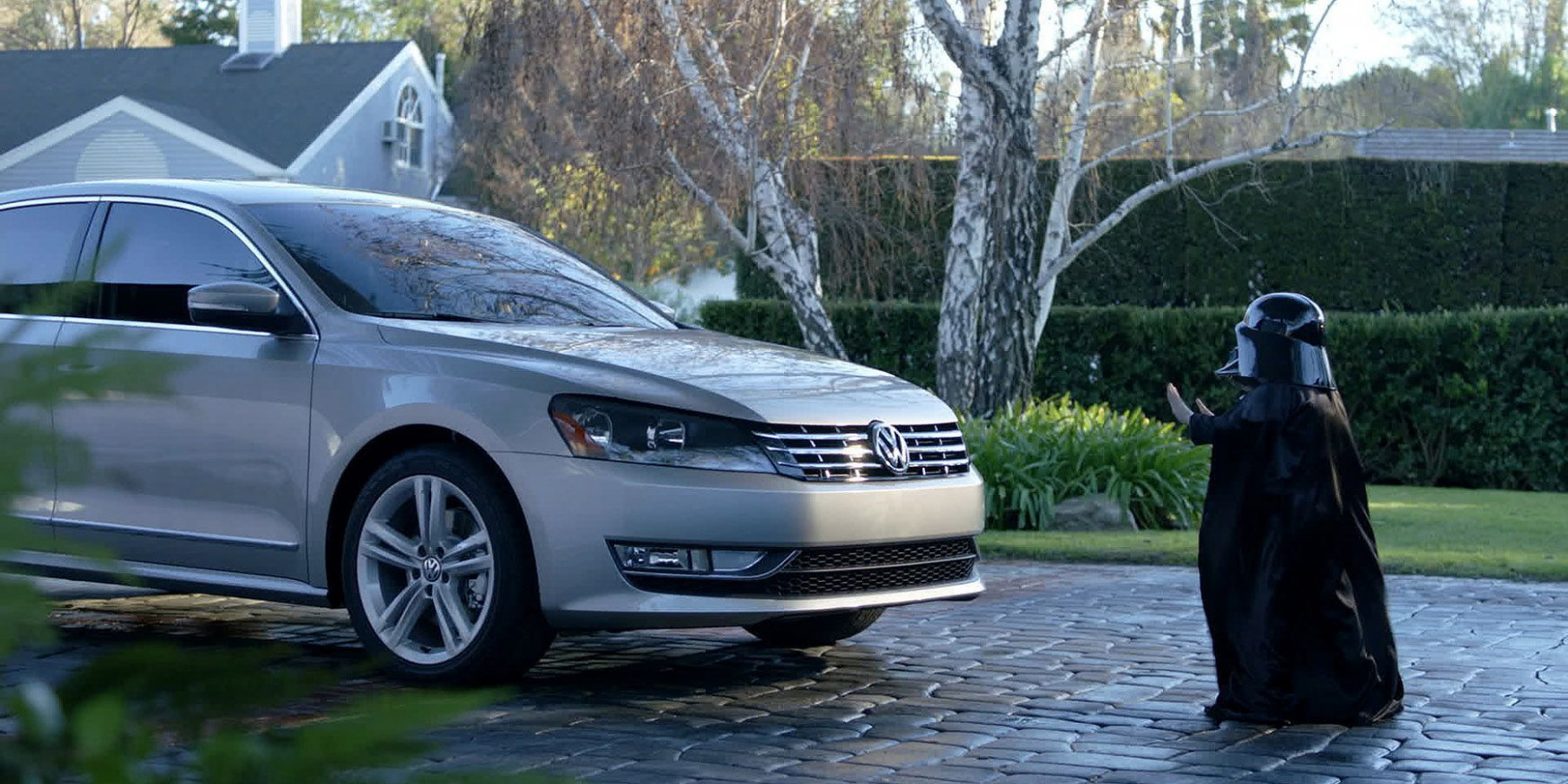 Greatest Super Bowl Car Commercials of All Time - volkswagen commercial actors 2020